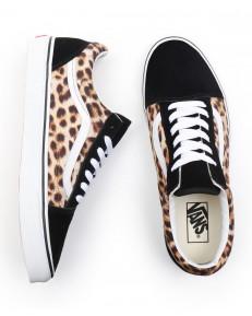 Vans OLD SKOOL (Leopard) Black/True White