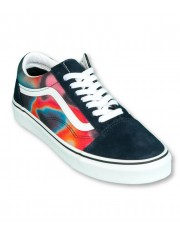 Vans OLD SKOOL (Dark Aura) Multi/True White