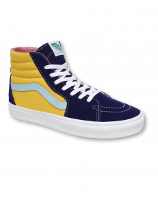 Vans SK8-HI (Sunshine) Multi/True White