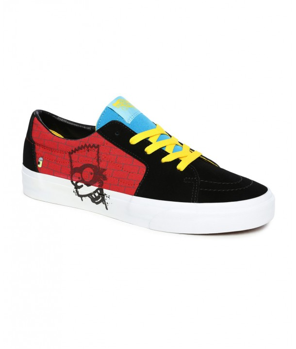 Vans SK8-LOW (The Simpsons) El Barto
