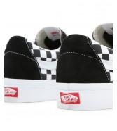 Buty Vans SK8-LOW (Canvas/Suede) Black/Checkerboard