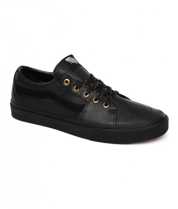 Vans SK8-LOW (Leather) Black
