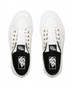 Vans SK8-LOW (Leather) True White