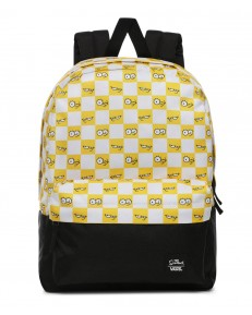 Vans THE SIMPSONS BACKPACK Check Eyes