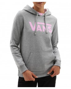 Vans CLASSIC V II HOODIE Cement Heather