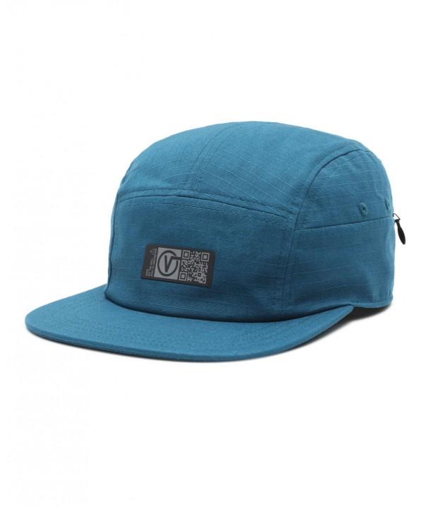 Czapka Vans QUICK RESPONSE 5 PANELCAMPER Moroccan Blue