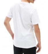 T-shirt Vans ANAHEIM LIPS POCKET SS White