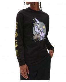 Koszulka Vans NEW AGE LS Black