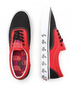 Buty Vans ERA (New Varsity) Black/High Risk Red