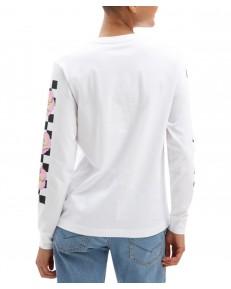 Koszulka Vans TROPPY V CLASSIC White