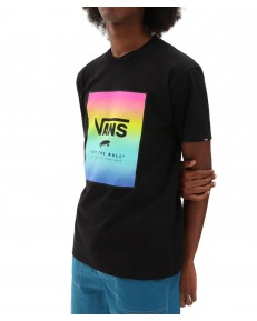 Vans CLASSIC PRINT BOX Black/Spectrum
