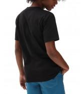 T-shirt Vans CLASSIC PRINT BOX Black/Spectrum