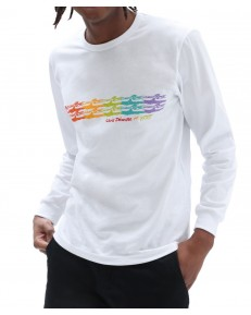 Koszulka Vans X CHRIS JOHANSON Vintage White