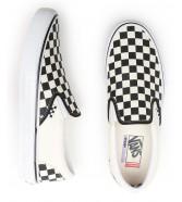 Buty Vans SKATE SLIP-ON (Checkerboard) Black/Off White