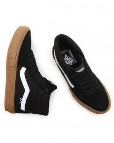 Buty Vans SKATE SK8-HI Black/Gum