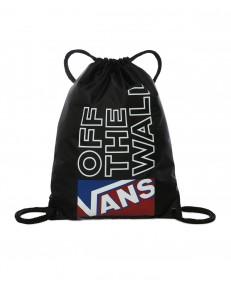 Worek Vans LEAGUE BENCH BAG Black/Racing Red
