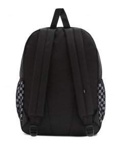 Plecak Vans SPORTY REALM PLUS Black/Checkerboard