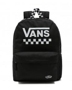 Plecak Vans STREET SPORT REALM Black/White Checkerboard