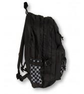 Plecak Vans STASHER BACKPACK Black/Checkerboard