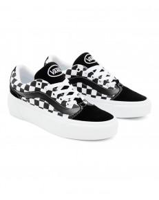 Buty Vans SHAPE NI (Checkerboard) Black/Metallic