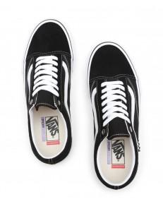 Buty Vans SKATE OLD SKOOL Black/White