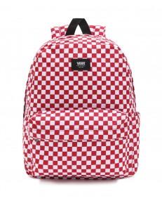 Plecak Vans OLD SKOOL CHECK Chili Pepper/Checkerboard