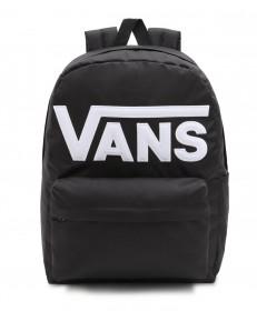 Zestaw Vans Plecak OLD SKOOL DROP Black/White + Piórnik OTW PENCIL POUCH Black