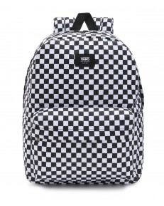 Zestaw Vans Plecak OLD SKOOL CHECK + Worek Vans BENCHED BAG Black/White Checkerboard