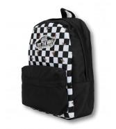 Zestaw Vans Plecak REALM Bee Checkerboard + Worek BENCHED BAG Black/White Checkerboard