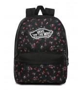Zestaw Vans Plecak REALM Beauty Floral + Piórnik OTW PENCIL POUCH Black