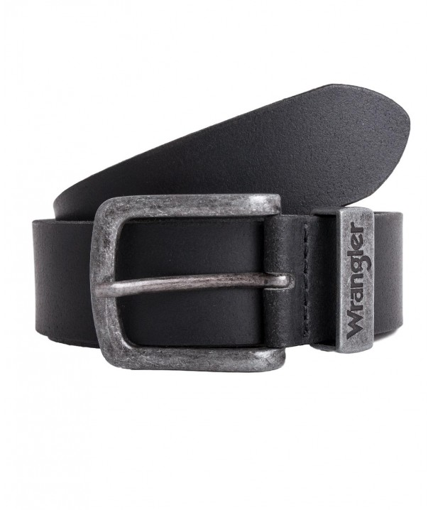Wrangler BASIC METAL LOOP W0080 Black W0080US01