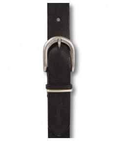 Pasek Wrangler DOUBLE LOOP BELT W0B11 Black