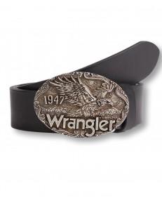 Pasek Wrangler W EAGLE BELT W0E5 Black