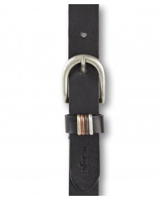 Wrangler LOOP DETAIL BELT W0G9 Black