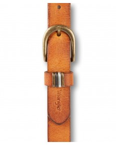 Wrangler LOOP DETAIL BELT W0G9 Cognac