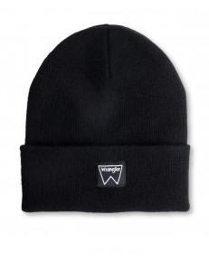 Wrangler BASIC BEANIE W0M03 Black