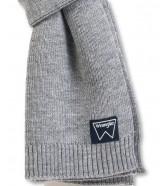 Wrangler EASY SCARF W0M0U Mid Grey Mel