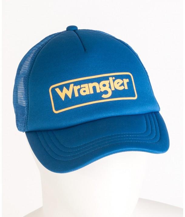 Wrangler B&Y KABEL CAP W0M2 Nautical Blue W0M2591V2