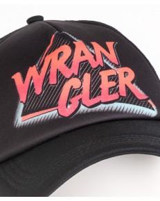 Wrangler TRUCKER CAP W0M36 Black