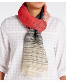 Wrangler Gradient Scarf W0S05 Paradise Pink