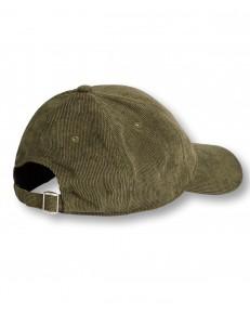 Czapka Wrangler CORD CAP W0V5 Dusty Olive