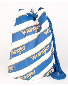 Wrangler B&Y BEACH BAG W0Y06 White