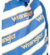 Wrangler B&Y BEACH BAG W0Y06 White
