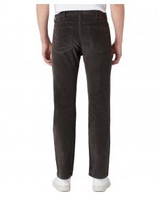 Spodnie sztruksowe Wrangler Arizona W12O Moss Green