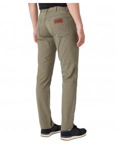 Spodnie Wrangler Texas Slim W12S Dusty Olive