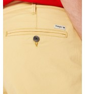 Wrangler Chino Short W14A Mimosa Yellow