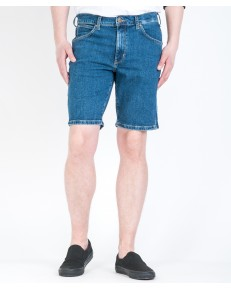 Wrangler Denim Short W14C Mid Rocks