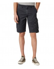 Wrangler Cargo Short W15D Faded Black