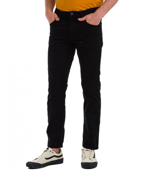 Sztruksy Wrangler Greensboro W15Q Black