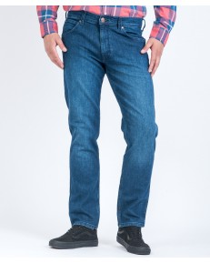 Wrangler Greensboro W15Q Basement Blue